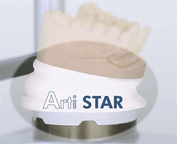 Arti STAR 1 kg - Muster