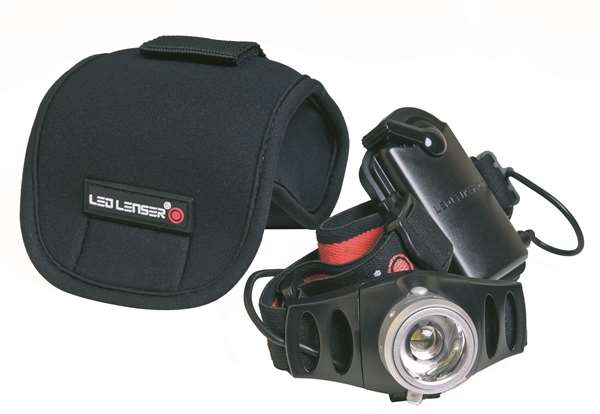 LED Lenser H7 - Stirnlampe