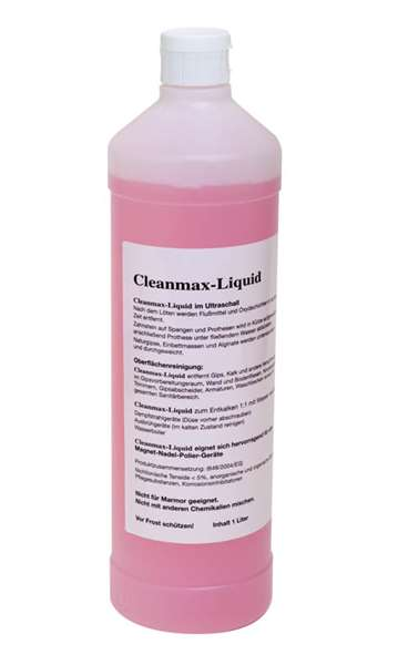 Cleanmax-Liquid 12 x 1 l