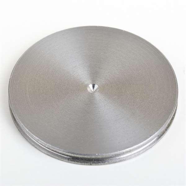 Edelstahl- Retentionsscheiben, Durchm. 20 mm-50 St